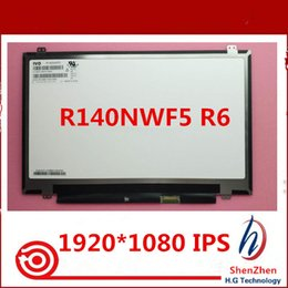 $enCountryForm.capitalKeyWord Australia - Free shipping New R140NWF5 R6 LCD Panal 14'' For Lenovo T480S laptop IPS screen 1920*1080 30PIN