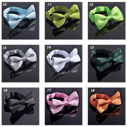 Chinese  Children's tie Large Solid Cheerleading Ribbon Bows Grosgrain Cheer Bows Tie With Elastic Band Girls Rubber Hair Band Beautiful bow tie C32 manufacturers