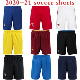 Pantalon Real Madrid Paris short de football Mbappe 2020 21 Napoli Football calzoncillos Roma Marseille futbol shorts Inter Culotte balle en Solde