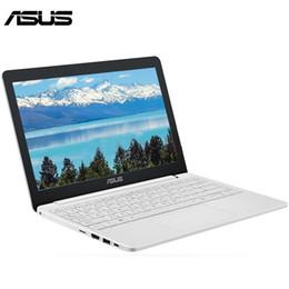 Asus 16 Laptop Australia - ASUS Laptop Win10 11.6 Inch Dual Core Intel Core N3350 RAM 4GB DDR3L+128GB eMMC Ultra Thin Notebook