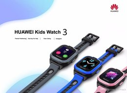 $enCountryForm.capitalKeyWord Australia - HuaWei Kids Smart band 3 With Network WiFi Bluetooth GPS 0.3M Camera 1.3 inch TFT Touchscreen SOS Call Voice Assistant