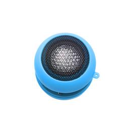 Loudspeakers Tablet Australia - Hamburger Style Mini Stereo Sound Box Loudspeaker Audio Music MP3 Player Spinner for Phones Tablet SL@88