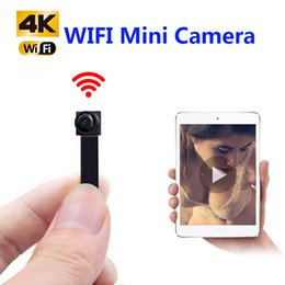 Wholesale HD 1080P DIY Portable WiFi IP Mini Camera P2P Wireless Micro webcam Camcorder Video Recorder Support Remote View Hidden TF card