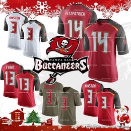 7e13968b234 tampa bay buccaneers jerseys 14 Ryan Fitzpatrick 13 Mike Evans football  jerseys 3 Jameis Winston 13 Mike Evans 22 Doug Martin 28 Vernon top