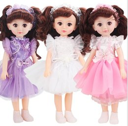 $enCountryForm.capitalKeyWord NZ - The smart doll suit that can talk in Europe and America is popular all over the world. It simulates princess, little girl and children's toy