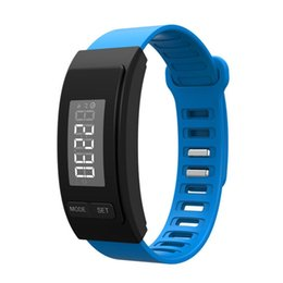 $enCountryForm.capitalKeyWord Australia - Run Step Watch Bracelet Pedometer Calorie 0.42 inch Smart Wristband Counter Digital LCD Walk Distance