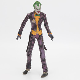 Figure Classics UK - 17cm Superhero Avengers The Joker Pvc Action Figure Collectible Model Toy Classic Toy