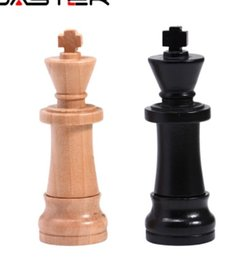 external storage flash drive NZ - USB 2.0 creativo Chinese chess External Storage usb flash drive 4GB 8GB 16GB 32GB 64GB wooden pendrive gift