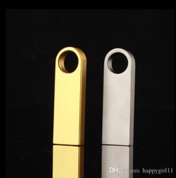 $enCountryForm.capitalKeyWord NZ - Factory price 2colours NEW 1Pcs Metal Waterproof USB Flash Drives Shockproof U Disk Memory Sticks(Size:4gb-64GB) U68