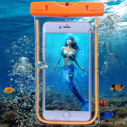 $enCountryForm.capitalKeyWord Australia - Hot Dry Bag Universal Cover Waterproof Phone Case Swim Coque Pouch Bags Protective Bag For Diving Swimming For Samsung Galaxy S8