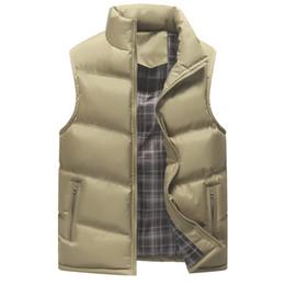 $enCountryForm.capitalKeyWord Australia - Men's Winter Vest Cotton-Padded Thicken Waistcoat Warm Casual Windbreak Coats Plus Size Slim Fit Sleeveless Jacket for Men 1418