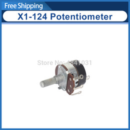 Potentiometer switch online shopping - XMT2315 main control board Potentiometer DC Motor Speed Controller Adjustable Variable Speed Switch SIEG X1 WH24 R4K7