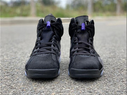 Social Shoes Men Australia - 2019 New Air High NRG 6 SP Social Status Men Basketball Shoes 3M Black Dark Concord AR2257-005 Authentic Outdoor Sneakers Size 7-13