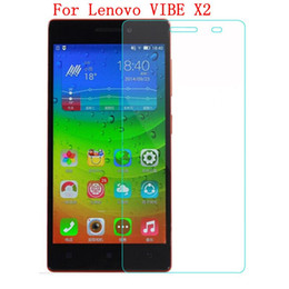 lenovo cell 2019 - For Lenovo VIBE X2 Tempered Glass Original High Quality Protective Film Explosion-proof Screen Protector for VIBE X2 cel