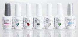 $enCountryForm.capitalKeyWord NZ - Top quality Harmony Gelish 440 Colors 15ml Gel Polish Nail Accessories UV Color Gel Soak Off Nail Gel for Fedex AFFB11
