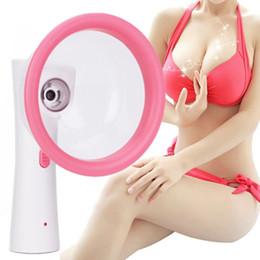 $enCountryForm.capitalKeyWord Australia - Vacuum Therapy Breast Enlargement Pump Chest Enhancer Massager Bust Suction Cup Nipple Sucking Beauty Machine For Women