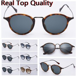 633ee96d63 8 Fotos D modelos online-Gafas de sol de diseño, modelo redondo, lentes de  vidrio