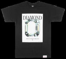 $enCountryForm.capitalKeyWord Australia - DIAMOND SUPPLY CO MONDRIAN T-SHIRT BLADesign SKATEBOARD TEE MENS DMND AUTHENTIC