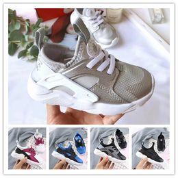 $enCountryForm.capitalKeyWord Australia - 2018 Air Huarache Ultra Running Shoes For Men Woman Big kids Black White Air Huaraches Huraches Sports Sneakers Athletic Trainers