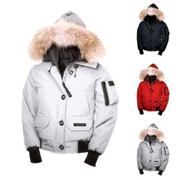 $enCountryForm.capitalKeyWord Australia - DHL Free Shipping 2019 cheap woman CHILLIWACK BOMBER Winter Sports 90% White Down Warm Parka Down Jacket Outdoor Sports Casual Hardy Parka