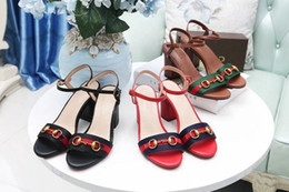 HigH Heels long online shopping - duping520 Ribbon thick heel sandals Women Boot Riding Rain BOOTS BOOTIES SNEAKERS High heels Lolita PUMPS Dress Shoes