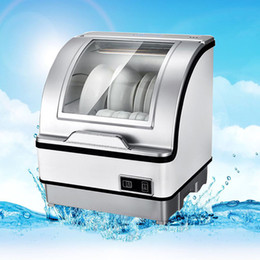 automatic Dish Washers Household Brush The Machine Large Capacity 6L Water consumption Dishwasher Machine on Sale
