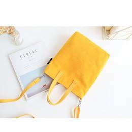 $enCountryForm.capitalKeyWord Australia - Canvas Bag Women Shoulder Bag Ins Fashion Korean Version Of Cross Body Cotton Portable Small Square Bag Custom Can buy a single