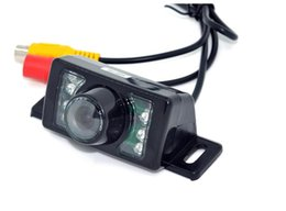 $enCountryForm.capitalKeyWord Australia - New Factory Price Waterproof Car Rearview Rear View Camera For Vehicle Parking Reverse System With 7 IR Leds Night Vision