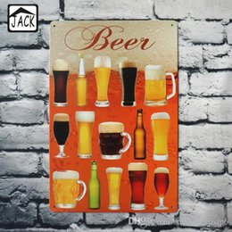$enCountryForm.capitalKeyWord Australia - Beer around the world 20*30CM Vintage Signs Metal Tin Plate Pub Gallery Coffee Shop Home Decor Craft Mural Poster Retro Plaques