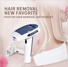 Chinese  Home Use Laser Hair Removal Machine Comes with Two IPL Elpilator for Permanent Hair Removal Skin Rejuvenation Wholesale 3006107 manufacturers