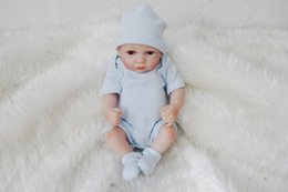 korea toys Canada - Toy Full body silicone water proof bath toy popular hot selling reborn toddler baby dolls bebe doll reborn lifelike soft touch 10 inches