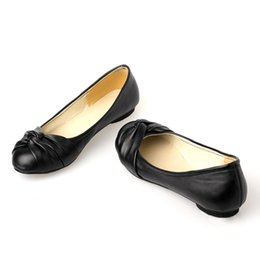 c8919f6797 EXTRR0003 Flats Pointed Toe Ladies Shoes Autumn Sexy Female Shoes Shallow Ballerina  Flat Women Casual Shoes