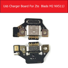 $enCountryForm.capitalKeyWord Australia - USB Charger Dock Connector Module Board For ZTE Nubia M2 NX551J Charging Port Plug Board Flex Cable Replacement Parts