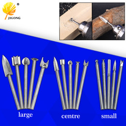 Drilling Cutter Australia - Cheap Abrasive Tools Electric woodworking engraving and milling cutter Root carving and polishing head Root carving tool 3mm handle