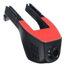 Night visioN hiddeN online shopping - Ultra dark enhanced clear night recording Hidden Car HD P WIFI DVR Vehicle Camera Video Recorder Dash Cam Night Vision P20