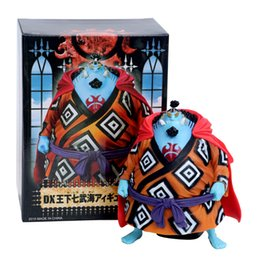 $enCountryForm.capitalKeyWord Australia - NEW hot 15cm One Piece Jinbe Action figure toys doll Christmas gift Jinbe kids model toys doll
