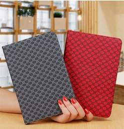 Wholesale Luxury PU Leather Stand Flip Wallet Case Soft Cover Protector for iPad mini iPad iPad air pro inch