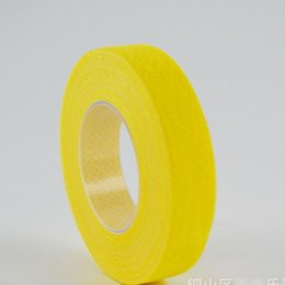 Wholesale 3color Yellow Green Special Zither tape Cotton Self Adhesive Finger Tape Nail Use Finger Picks Breathable Non-allergic Stickers