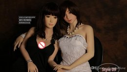 Realistic Male Masturbation Toys UK - 160cm Real Silicone Sex Dolls Metal Skeleton Sexual Dolls Really Breasts Vaginal Adult Toy Japanese Male Masturbation Realistic