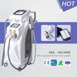 Faces Hair Australia - 2019 stationary multifunction ipl laser rf face lift tattoo hair removal machine elight opt shr rf nd yag laser ipl