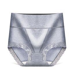 Natural Cotton Underwear Australia - 2019 Hot sell Underwear for pregnant women Panties Sexy Lace Panties Cotton Lace High Waist Abdomen Breifs Underpants Panties