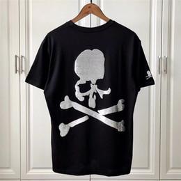 2a2c8d37 Japan printing online shopping - Mastermind Japan T shirt Wen m Best  Quality Sequin skeleton L T