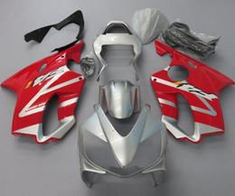 Custom Body Honda Cbr Australia - 3Gifts New Injection Mold ABS Fairing kits Fit for HONDA CBR 600 F4i fairings 2001 2002 2003 CBR600 FS F4i body 01 02 03 custom red silver