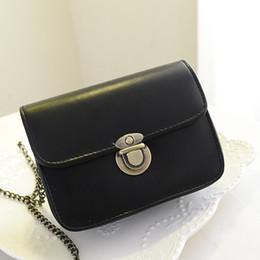 $enCountryForm.capitalKeyWord Australia - Women Chain messenger bags Candy Color PU Leather Shoulder Crossbody Cross Body Mini Small Phone Bag #94218