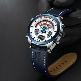 $enCountryForm.capitalKeyWord NZ - Fashion New Brand Digital Watch Men Sports Quartz Watches Chronograph Male Wrist Watch Clock AOUKESS relogio masculino
