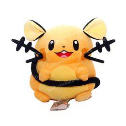 $enCountryForm.capitalKeyWord Australia - Cartoon XY Plush Toys Dedenne 17cm With Tags New Fashion Cute Cartoon Pikachu soft stuffed dolls for children's boys girls gift