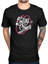 roll white neon lights 2019 - Official Rolling Stones Neon Lips T-Shirt Love You Live Shine A Light Bigger Ban