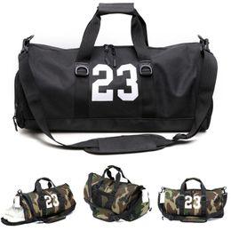 Canvas denim bag online shopping - New Camouflage Designer Duffle Bag Fashion Brand Mens Womens Designer Bags Black Large Capacity Sport Gym Bags
