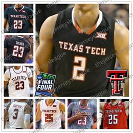 $enCountryForm.capitalKeyWord NZ - TTU Texas Tech 2019 Final Four Black Red Gray White Basketball Jerseys #2 Zhaire Smith 0 Kyler Edwards 1 Francis 32 Norense Odiase