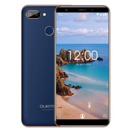 "Google Touch Screen Australia - 5.5"" 18:9 Full Screen HD+ OUKITEL C11 Pro 3GB 16GB 4G LTE Quad Core MTK6739 Android 8.1 GPS Fingerprint 8MP+2MP Dual Rear Camera Smart Phone"